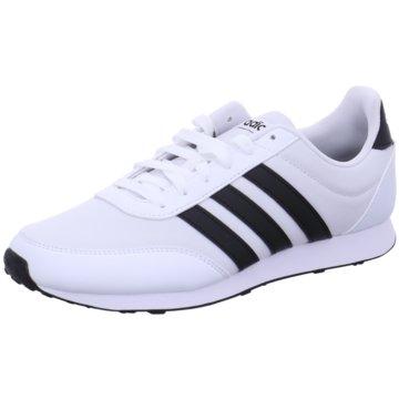 adidas RunningV Racer 2.0 weiß