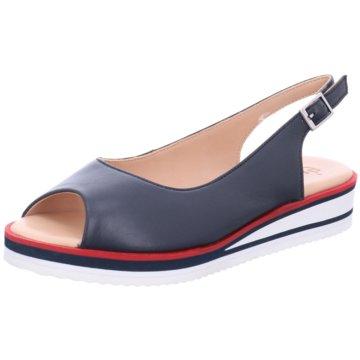 ara Sandale blau