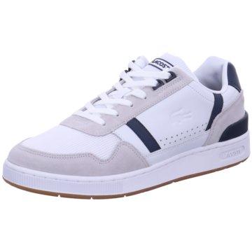 Lacoste Sneaker LowT-Clip Sneaker weiß
