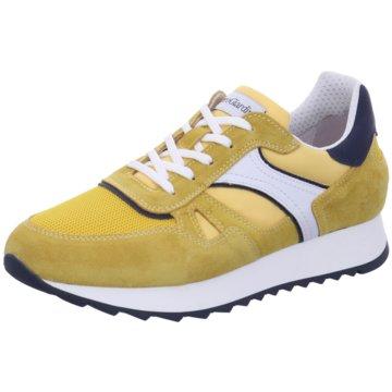 Nero Giardini Sneaker Low gelb
