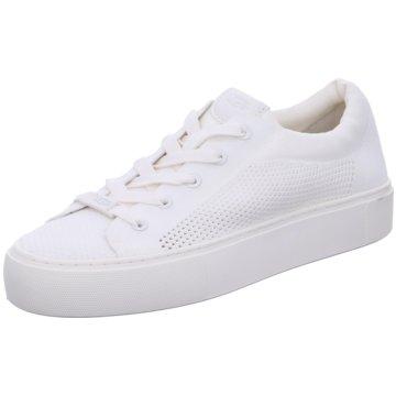 UGG Australia Sneaker LowZilo Knit weiß