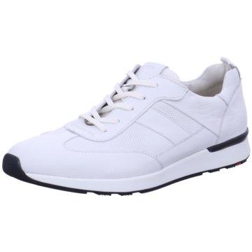 Lloyd Sportlicher SchnürschuhSneaker weiß
