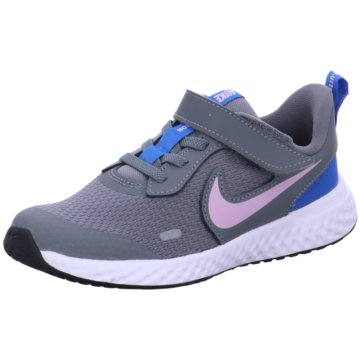 Nike Sneaker LowRevolution 5  Kids grau