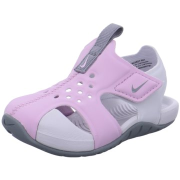 Nike Offene SchuheBoys' Nike Sunray Protect 2 (TD) Sandal - 943827-501 rosa