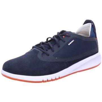 Geox Sportlicher SchnürschuhSiron blau