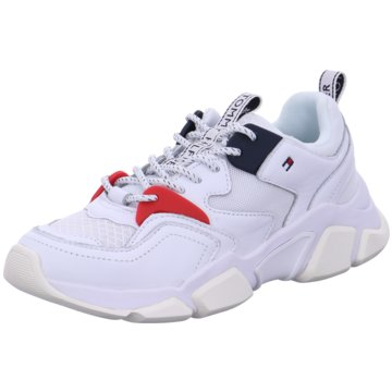Tommy Hilfiger Top Trends SneakerChunky Mixed weiß
