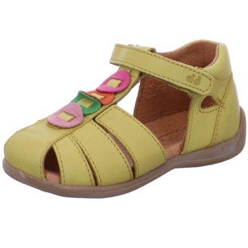 Froddo Sandale gelb