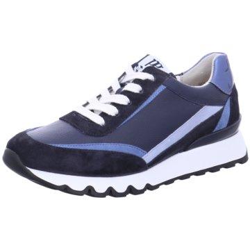 Paul Green Sneaker LowJogger blau