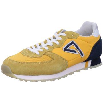 Pepe Jeans Sneaker Low gelb