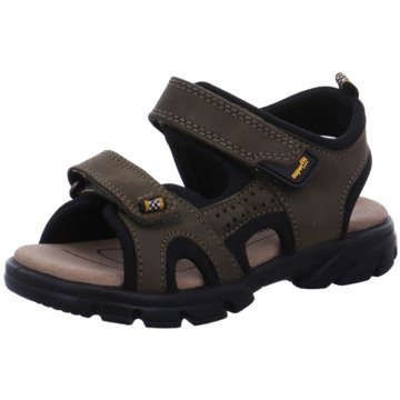Superfit Offene Schuhe braun