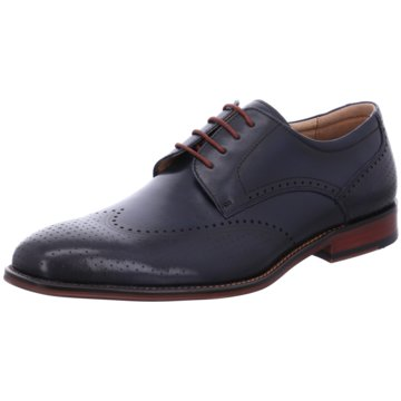 Digel Business Schnürschuh blau