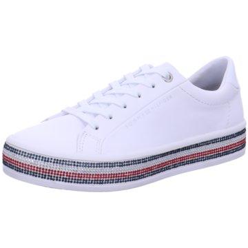Tommy Hilfiger Sneaker LowTommy Jeweled Sneaker weiß
