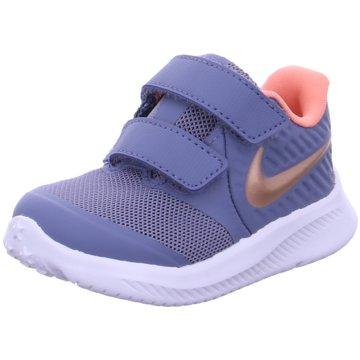 Nike Sneaker LowSTAR RUNNER 2 - AT1803-417 blau