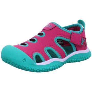 Keen Offene SchuheStingray pink