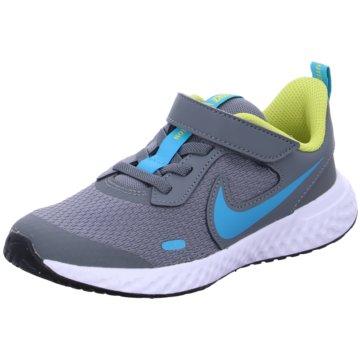 Nike Sneaker LowREVOLUTION 5 - BQ5672-019 grau