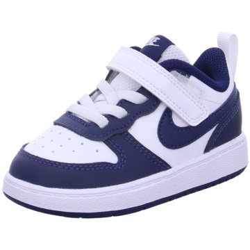 Nike Sneaker LowCOURT BOROUGH LOW 2 - BQ5453-107 weiß