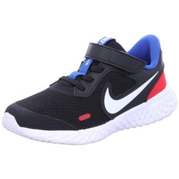 Nike Sneaker LowREVOLUTION 5 - BQ5672-020 schwarz