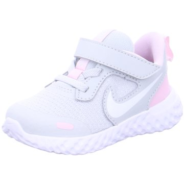 Nike Sneaker LowREVOLUTION 5 - BQ5673-021 grau