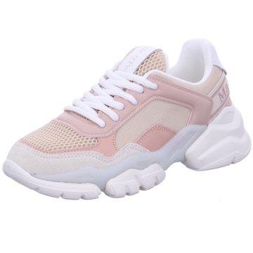 Marc O'Polo Plateau Sneaker rosa