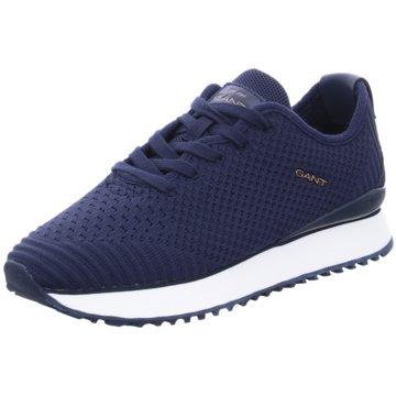 Gant Sportlicher SchnürschuhBevinda Sneaker blau