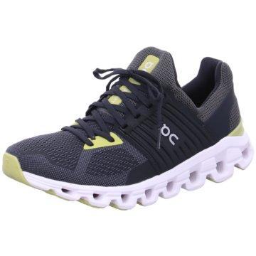 ON Natural Running schwarz