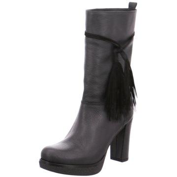 Unisa Stiefel schwarz