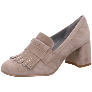 Maripé Pumps beige