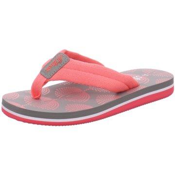 s.Oliver Offene Schuhe rot