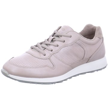 Ecco Sportlicher SchnürschuhSneak grau