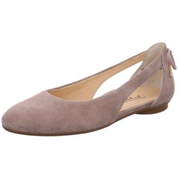 Paul Green Riemchen Ballerina beige