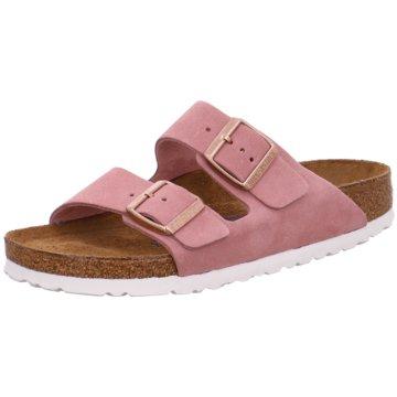 Birkenstock Klassische PantolettePantolette rosa