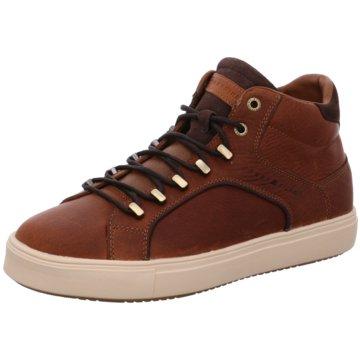 Tommy Hilfiger Sneaker HighMoon 3A braun