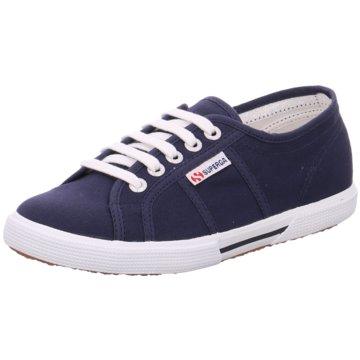 Superga Sneaker blau