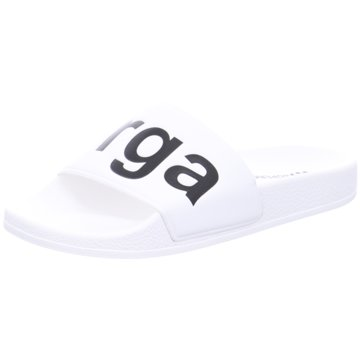 Superga Top Trends Pantoletten weiß