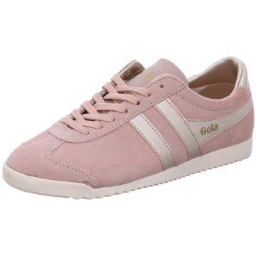 Gola Sneaker Low rosa