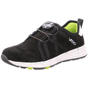 Vado Sneaker Low schwarz