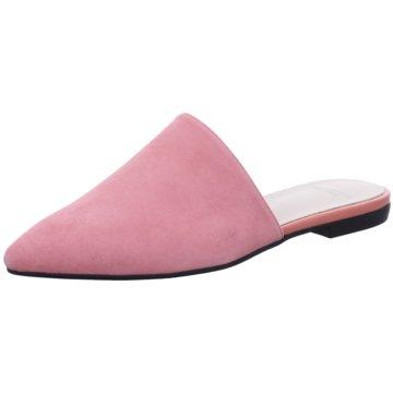 Vagabond Mules Pantoletten rosa