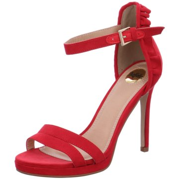 Buffalo Top Trends High Heels rot