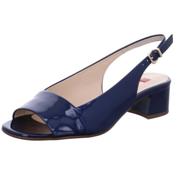 Högl SandaletteSlingback blau