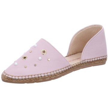 Macarena Top Trends Slipper rosa