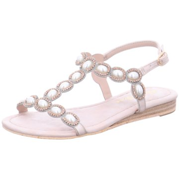 Alma en Pena Sandalette rosa