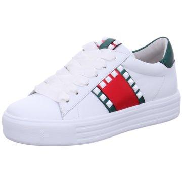 Kennel + Schmenger Plateau SneakerUp weiß