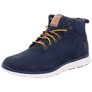 Timberland Sneaker HighKillington Chukka blau