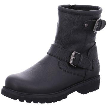Panama Jack Biker BootFelina Igloo schwarz