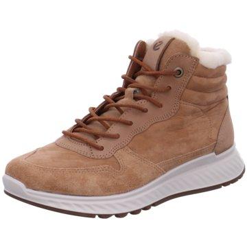 Ecco Sneaker HighST.1 beige