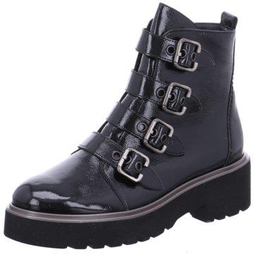 Paul Green Boots schwarz