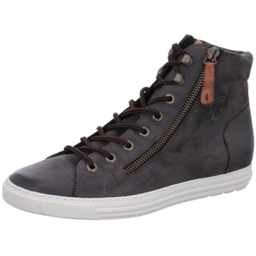 Paul Green Sneaker High4675 grau