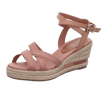 Tommy Hilfiger Sandalette rosa