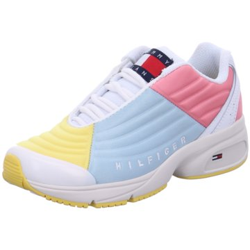 Tommy Hilfiger Sneaker LowColor Block Tommy bunt