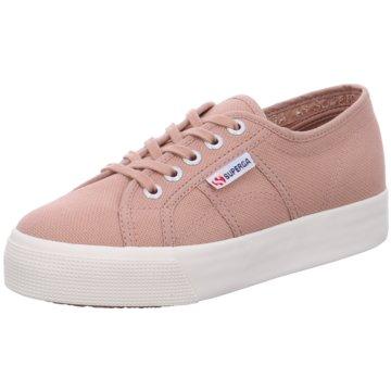 Superga Top Trends Sneaker rosa